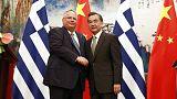 Ν. Κοτζιάς: Σε άριστο επίπεδο οι σχέσεις Έλλαδας-Κίνας