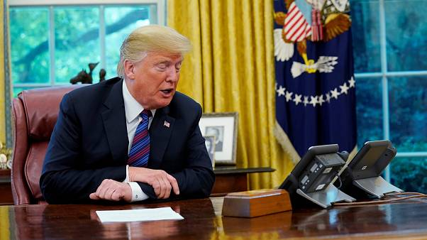 ABD ve Meksika NAFTA'da anlaştı, Kanada ile müzakereler devam ediyor