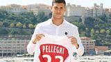 17 yaşında İtalya ve Fransa'nın 'en genç golcüsü' oldu