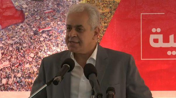 """المعارضة المصرية: """"هذا النظام لا بد من تغييره وهذه السلطة هي سلطة فساد واستبداد وقمع""""."""