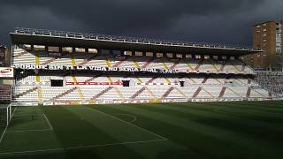El Rayo-Athletic se aplaza por el cierre del estadio de Vallecas