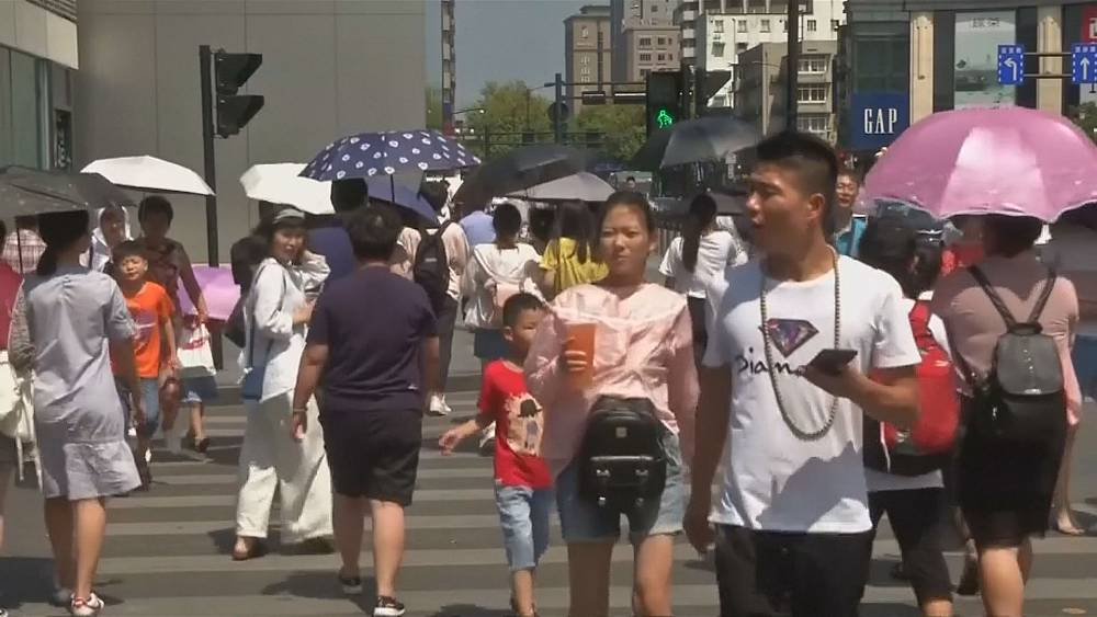 China could scrap two-child policy