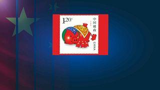 Schwein gehabt - Briefmarken versprechen Abkehr von Chinas 1-Kind-Politik