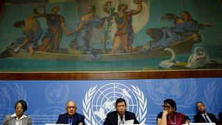 Участники миссии ООН в Мьянме представляют свой отчёт