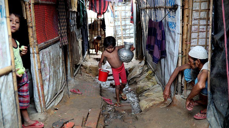 Rohingják: ENSZ-jelentés van, megoldás nincs