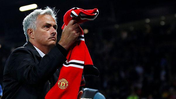 Mourinho durcizott a vereség után