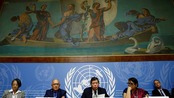 أعضاء اللجنة الأممية التي نشرت نتائج التحقيق بشأن مسلمي الروهينغا