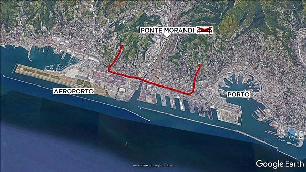 Genova, il filo sottile che lega porto e aeroporto