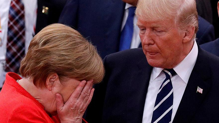 قلق أمريكي-ألماني بشأن تطور الوضع الإنساني في سوريا