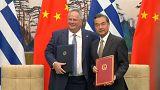 Ελλάδα-Κίνα: Προς εμβάθυνση των σχέσεων