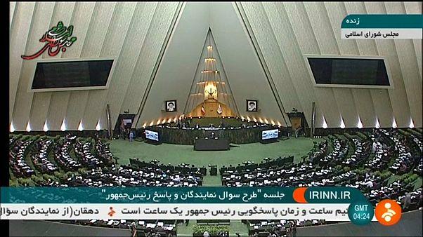 Парламент Ирана недоволен президентом