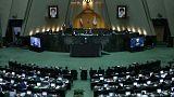 Rohani sous la pression du parlement
