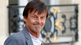 Environment minister Nicolas Hulot quits French government