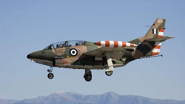 Αεροσκάφος τύπου T2. Φώτο Αρχείου haf.gr