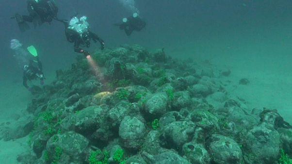 Szenzációs víz alatti lelet Pag szigeténél