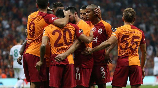 Galatasaray, Alanyaspor'u 6 golle geçti