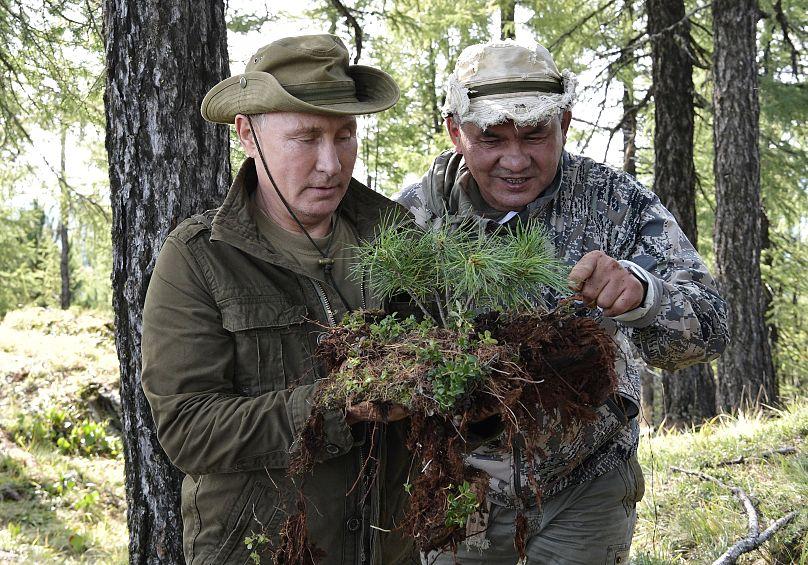 Sputnik/Alexei Nikolsky/Kremlin