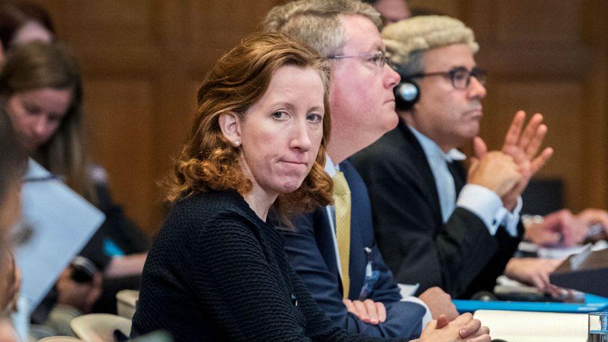 آمریکا ایران را به «سوءاستفاده» از دیوان لاهه برای رفع تحریمها متهم کرد