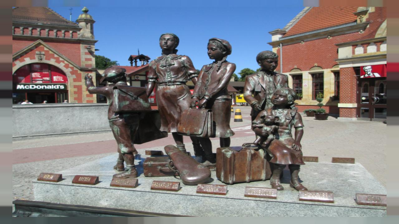 """Kindertransport"": As crianças que fugiram do Holocausto"