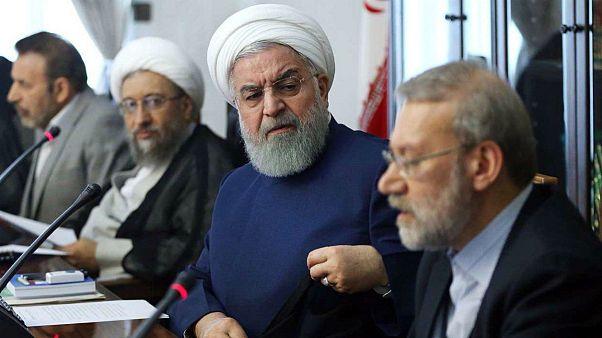 پاسخ روحانی به نمایندگان مجلس؛ احتمال ارجاع سوال به قوه قضائیه