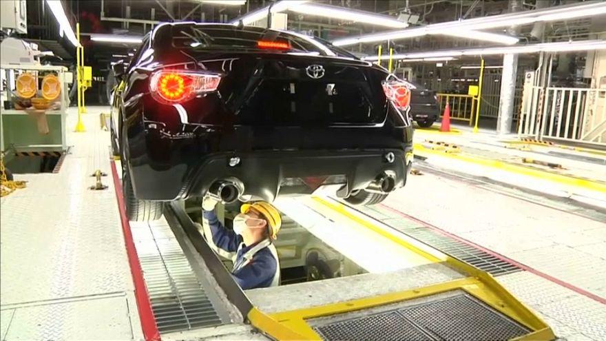 Toyota invertirá 428 millones de euros en Uber