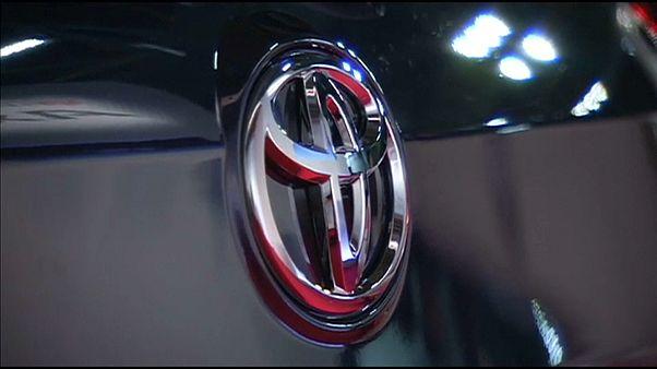 Toyota подружилась с Uber