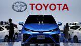 Toyota'dan Uber'e 500 milyon dolarlık sürücüsüz araç yatırımı