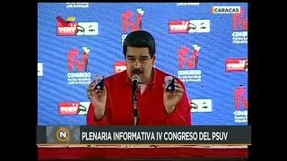 Βενεζουέλα: Ο Μαδούρο πουλάει ράβδους χρυσού στους πολίτες