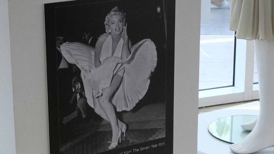 Watch: Signed photo reveals how Marilyn Monroe was named