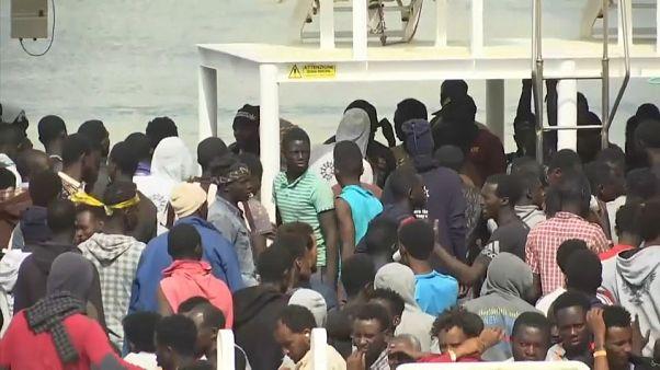 وصول 67122 مهاجرا عبر البحر إلى أوروبا خلال 2018