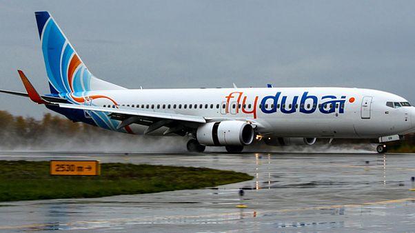"""اختبار الكحول يعجّل بإقالة طيار في شركة """"فلاي دبي"""""""