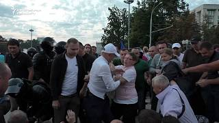 Explained: the protests in Moldova that have got Brussels worried