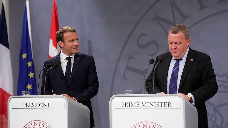 Emmanuel Macron réagit à la démission de Nicolas Hulot