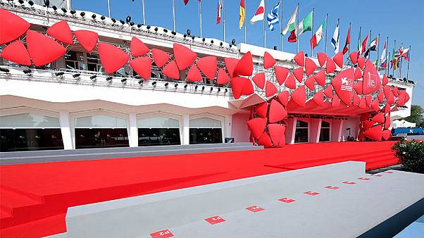 Netflix has six films in this year's Venice Film Festival