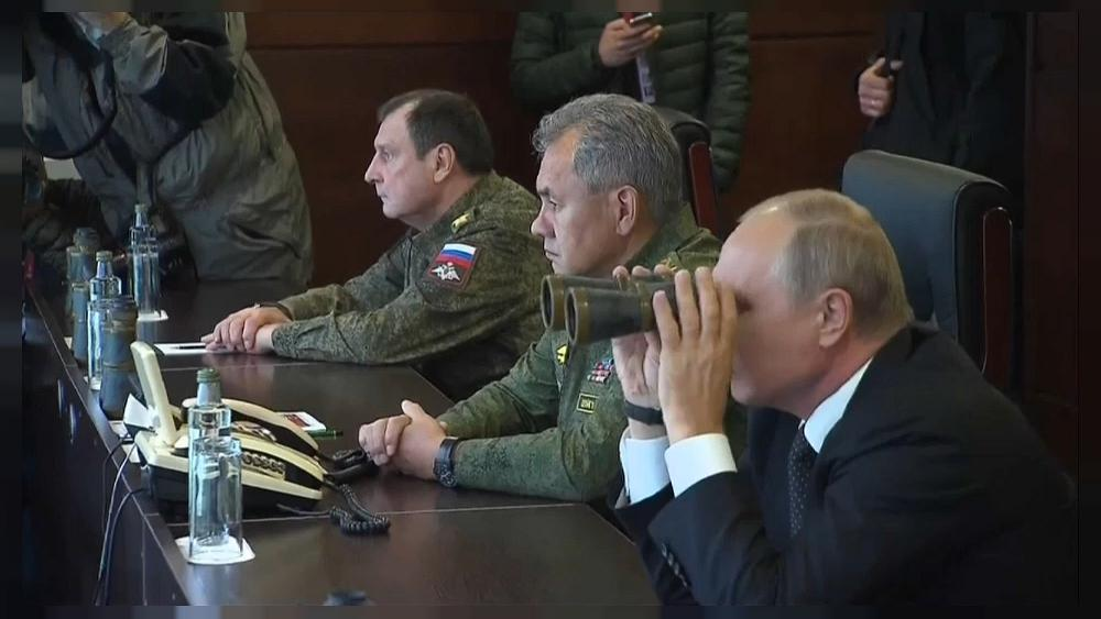 Russia to hold biggest military exercises since Cold War