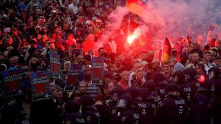 L'Allemagne face à la poussée xénophobe
