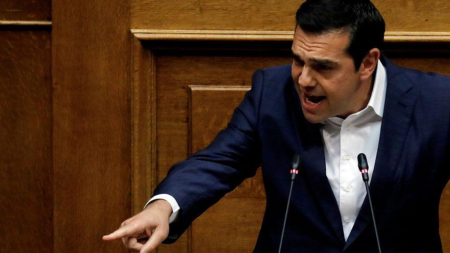 Kurtarma programından çıkan Yunanistan kabineyi yeniledi