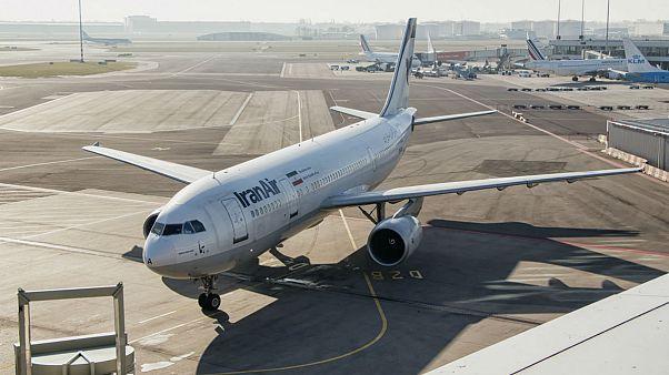 ظرفیت هواپیماهای ایرانایر به مقصد پاریس کاهش مییابد