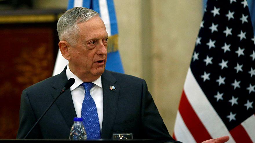 ABD Savunma Bakanı: Türkiye'nin S-400 alması endişe verici