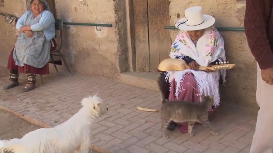 A 117 ans, une Bolivienne devient la doyenne de l'humanité