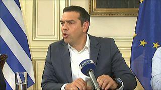 Tsakalotos bleibt: Tsipras bildet Kabinett leicht um