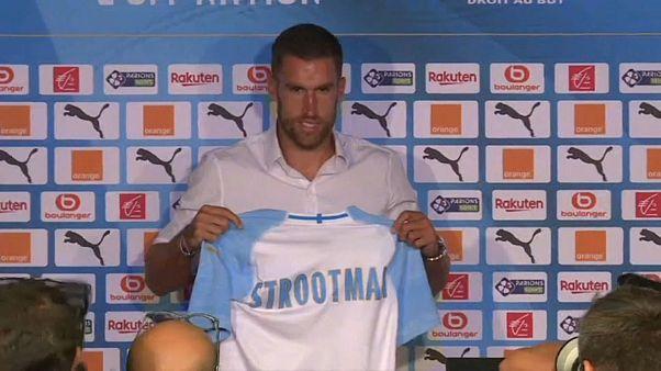 L'Olympique de Marseille recrute Kevin Strootman