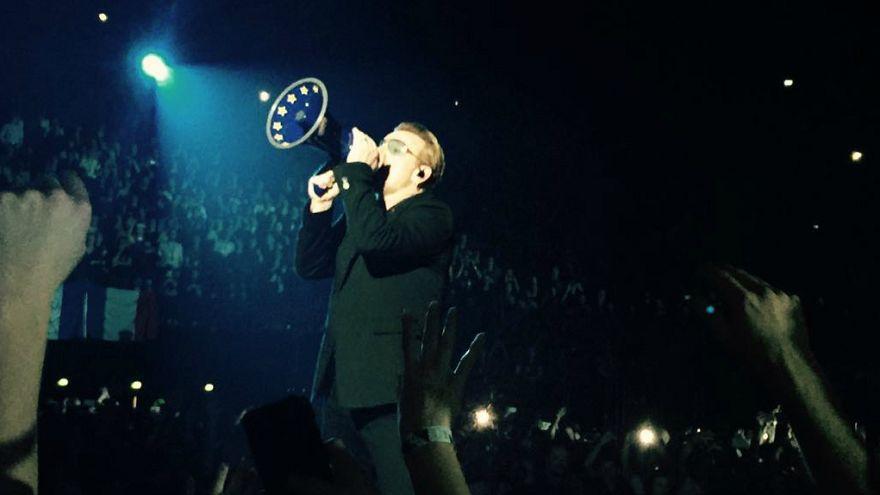 Bono: Európa egy eszme, amelynek egy erős érzelemmé kell válnia