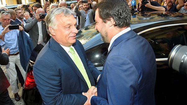 Orban, Salvini e la Lega delle Leghe