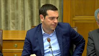 Ципрас перетасовал кабмин