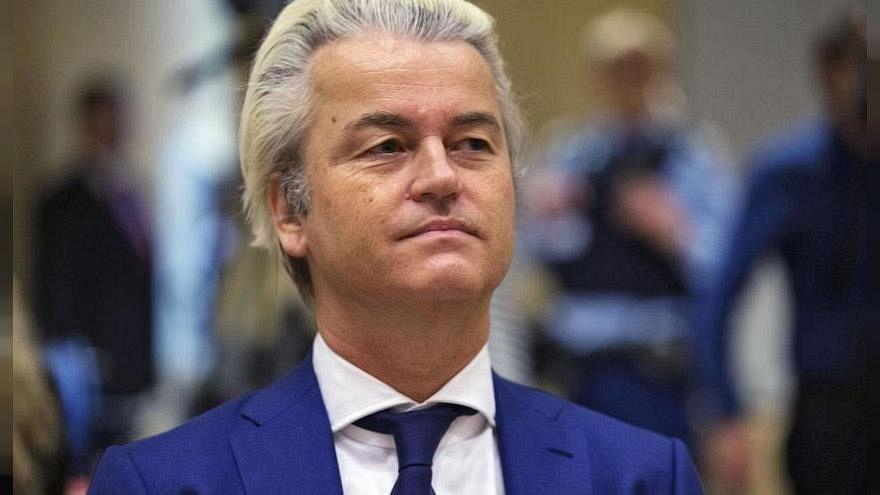 Pakistan'dan Hz Muhammed karikatür yarışması düzenleyen Wilders'a tepki