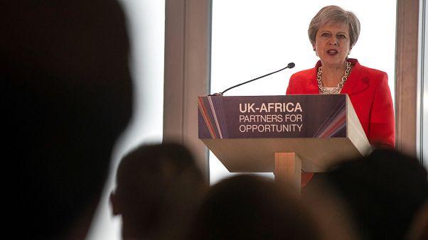 Brexit : opération séduction en Afrique pour Theresa May