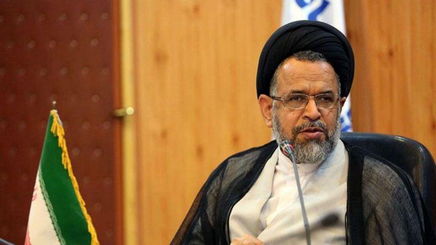 سید محمود علوی، وزیر اطلاعات ایران