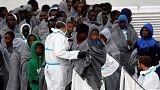 الأمم المتحدة: التعذيب والاغتصاب في ليبيا كان مصير المهاجرين الذين رفضت إيطاليا استقبالهم