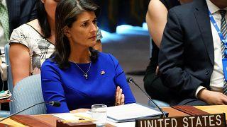 سفيرة واشنطن في الأمم المتحدة تشكك في عدد اللاجئين الفلسطينيين وفي حق العودة